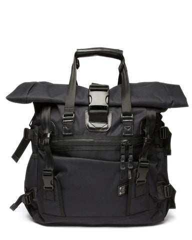 Dobby 2Way Bag in Black