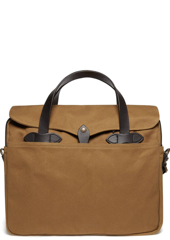 Original Briefcase in Tan