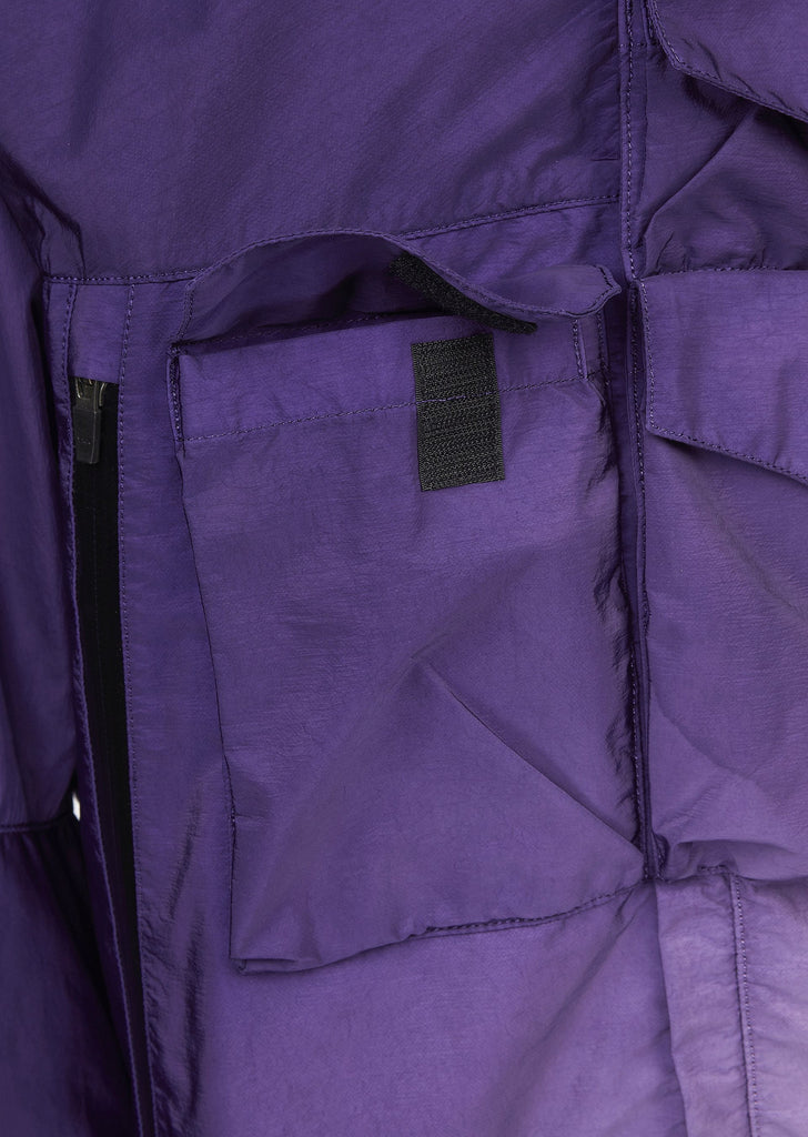 Nylon 3 Layer GMD in Purple