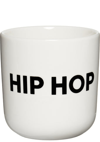 HIP HOP Mug in White
