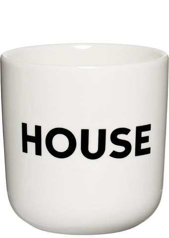 HOUSE Mug in White