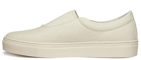 Basal Canvas Sneaker in White