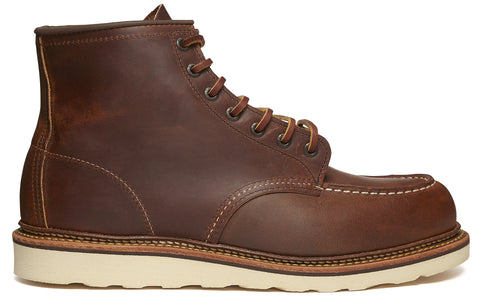 1907 Moc Toe Boot in Copper