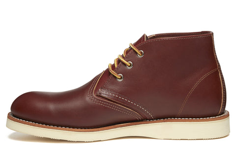 3139 Heritage Work Chukka Boot in Copper