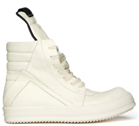 Geobasket Hi-Top in Cream