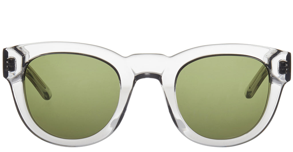 Type 04 Sunglasses in Clear Water