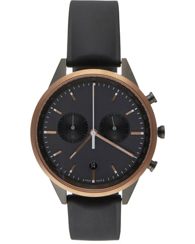 M42 Chronograph Watch in PVD Rose Gold