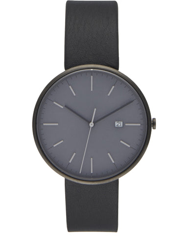 M40 Date Watch in PVD Grey