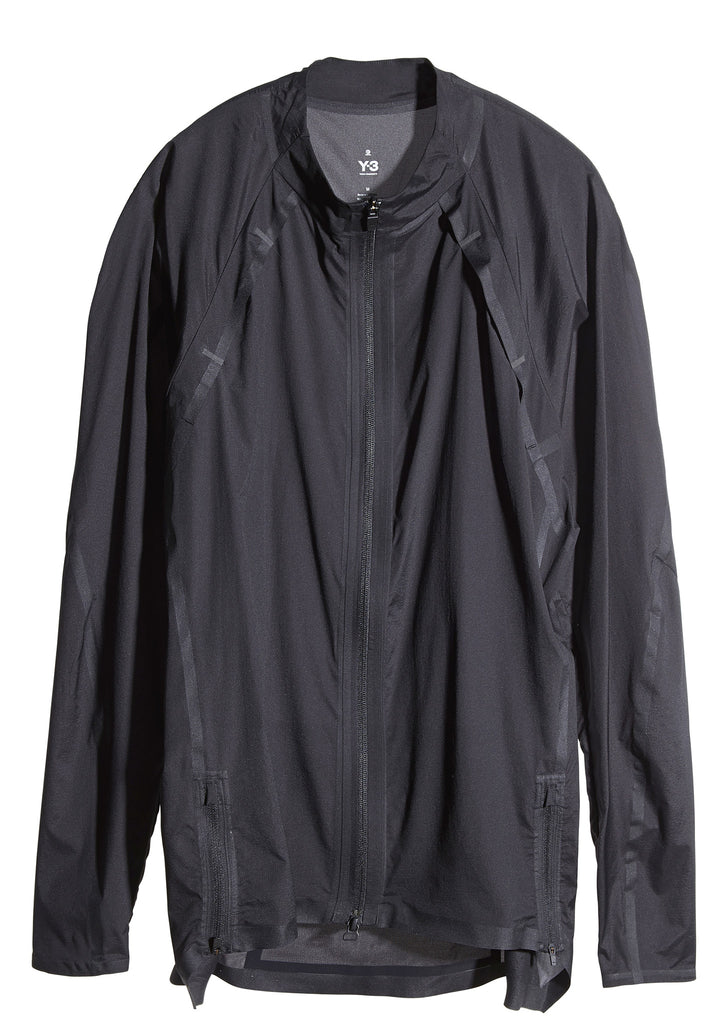 Airflow Windbreaker in Black