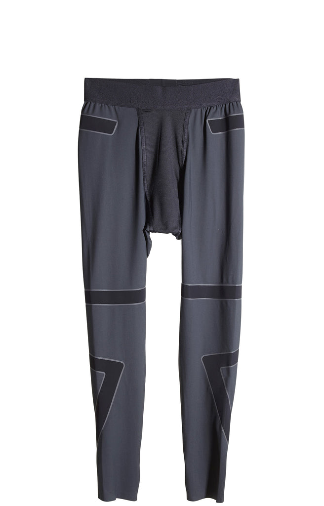 Techfit Long Tight in Grey