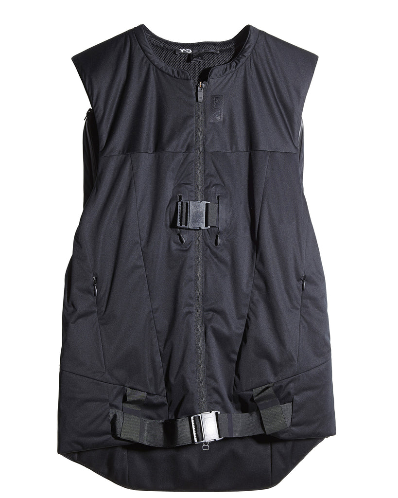 Backpacker Vest in Black
