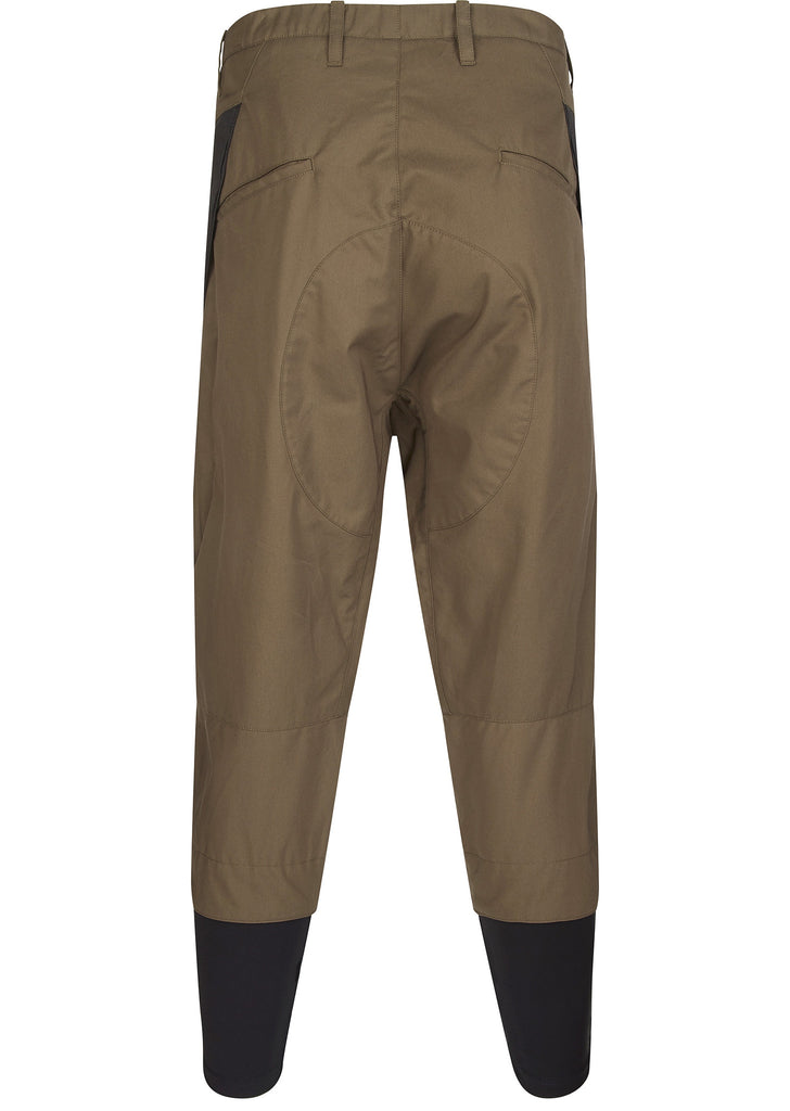P23TS Gabardine Pants in Raf Green