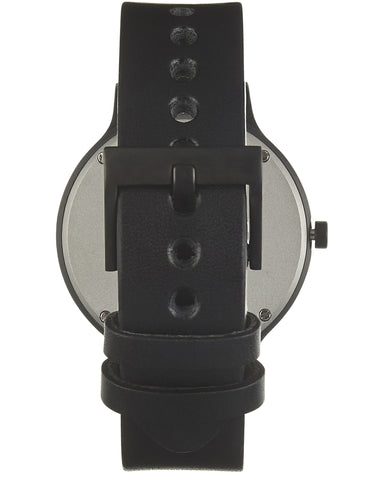 01-D Watch in Black