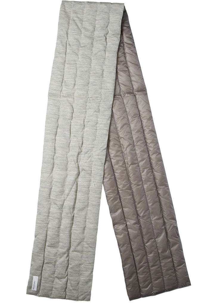 Muffler in Heather Grey