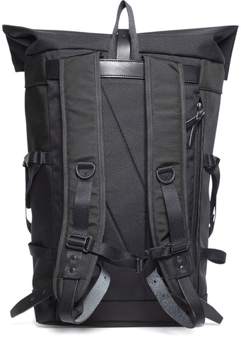 Cordura Cycling Pack in Black
