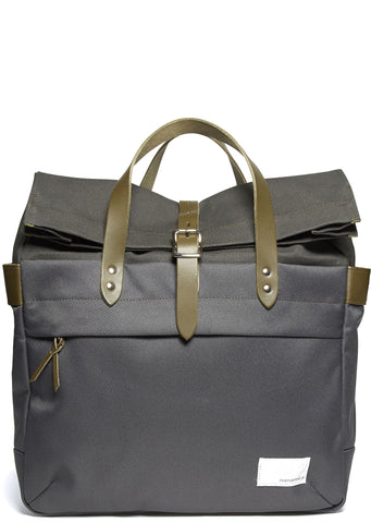 Briefcase in Khaki