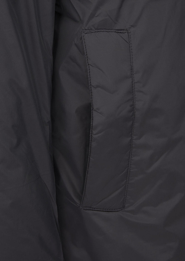 Thor Padded Jacket in Charcoal