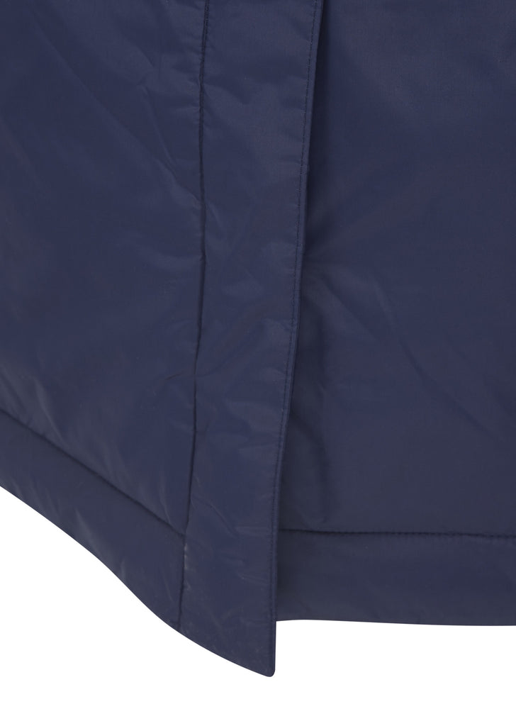 Thor Padded Jacket in Navy