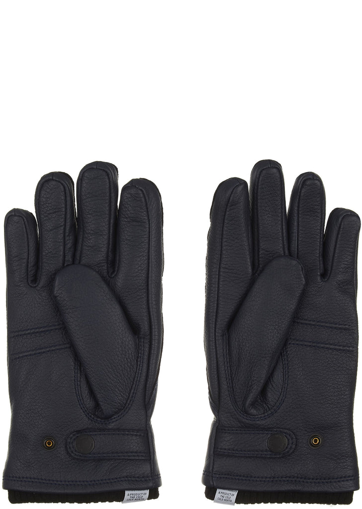Utsjo Gloves in Navy
