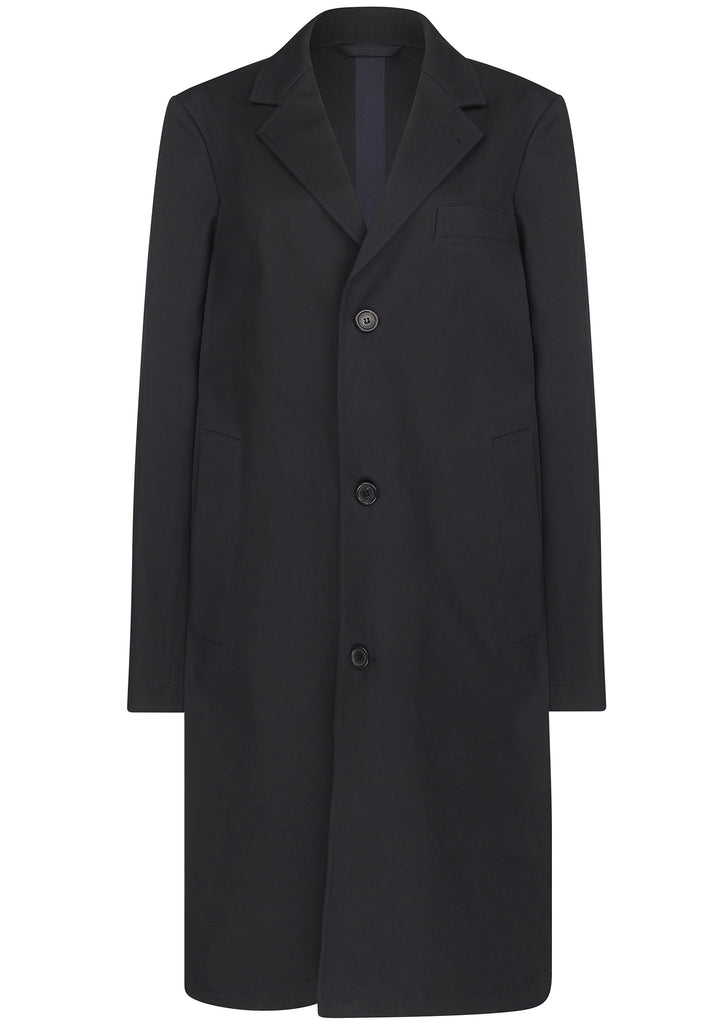 Karlaplan Coat in Black