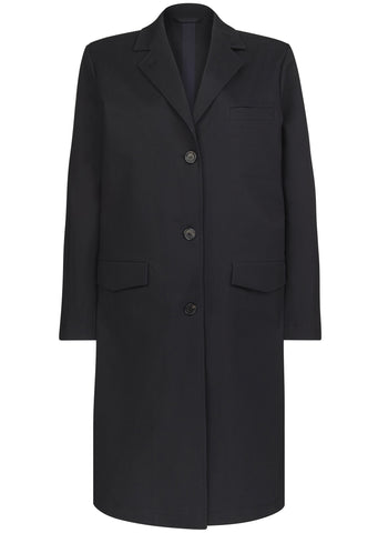 AW16 Odenplan Coat in Black