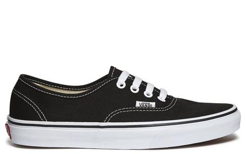 Authentic Sneaker in Black