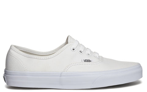 Authentic Sneaker in White