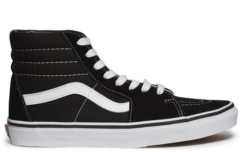 Skate-Hi in Black