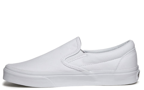 Slip-On Sneaker in White