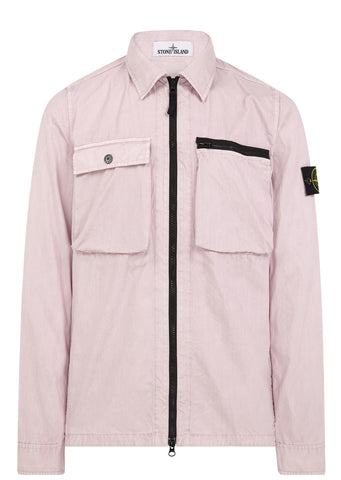 SS17 Cotton Tela Overshirt in Onion Pink