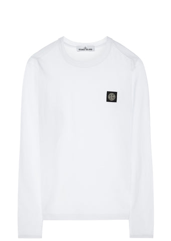 SS17 Long Sleeve T-Shirt in White
