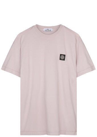 SS17 Chest Patch T-Shirt in Pink