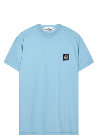 SS17 Short Sleeve T-Shirt in Light Blue