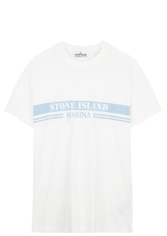 SS17 Short Sleeve Marina T-Shirt in Light Blue