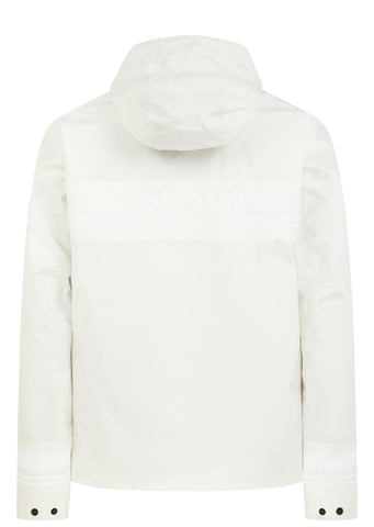 SS17 Tank Shield Jacket In Ice
