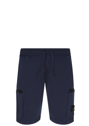 SS17 Sweat Shorts in Blue
