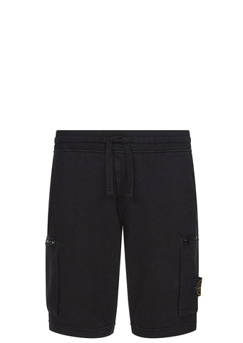 SS17 Sweat Shorts in Black