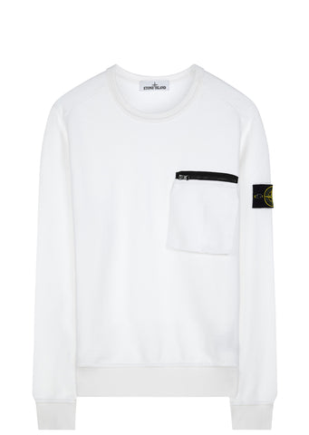 SS17 Crewneck Sweatshirt in White