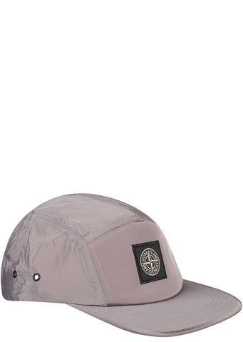 SS17 Nylon Metal Cap in Onion Pink