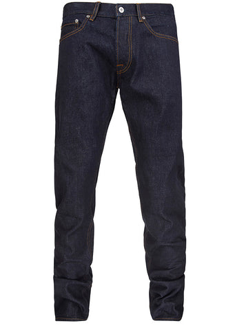 SS17 Slim Fit Five-pocket Jeans in Blue