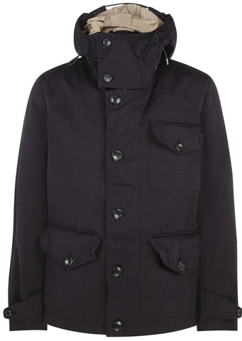 Parka in Navy