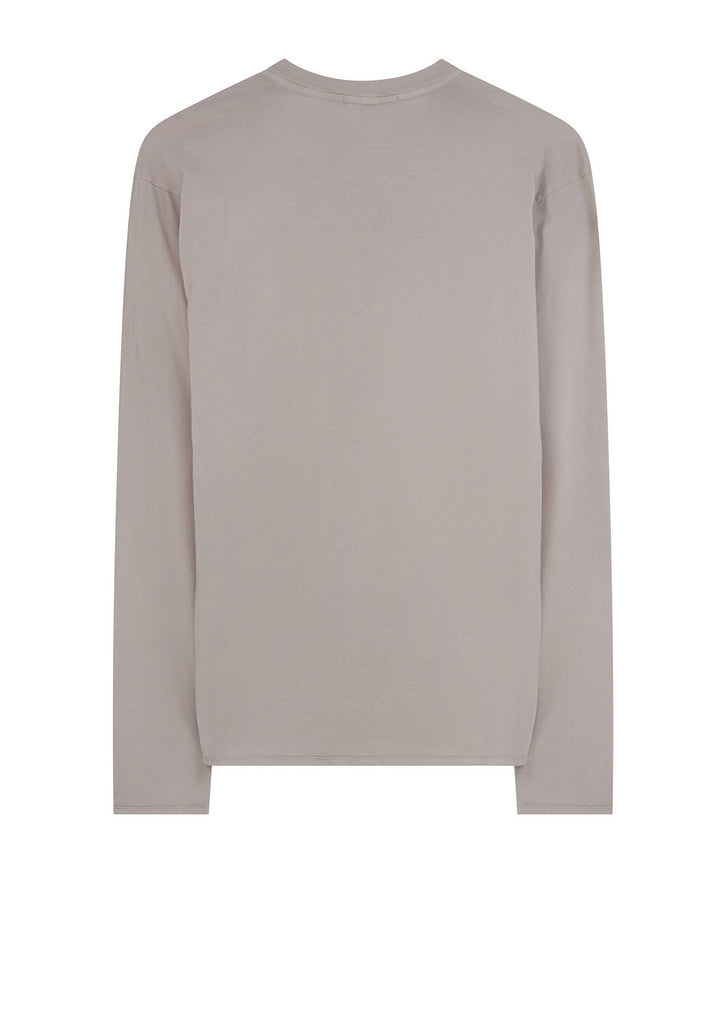 AW17 Long Sleeve T-Shirt in Ivory