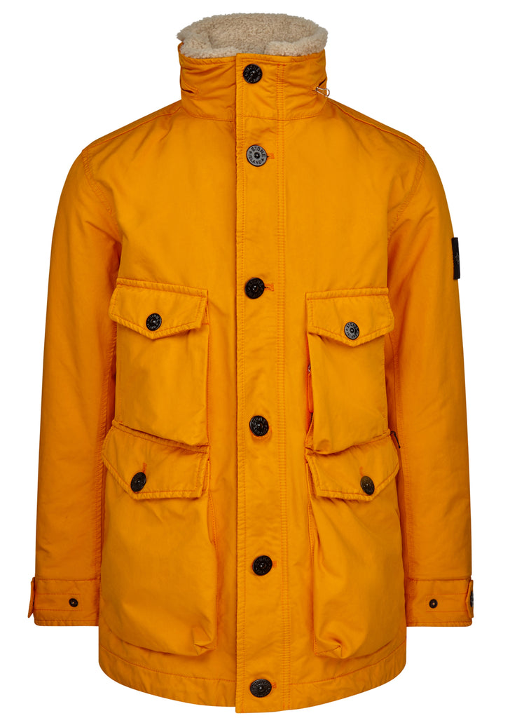 David-TC Field Jacket with PRIMALOFT in Orange