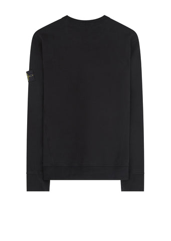 AW17 Crew Neck Sweatshirt in Black