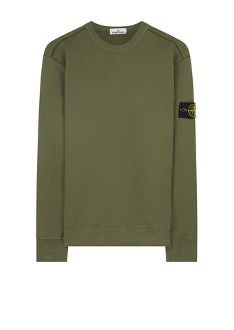 AW17 Crew Neck Sweatshirt in Green