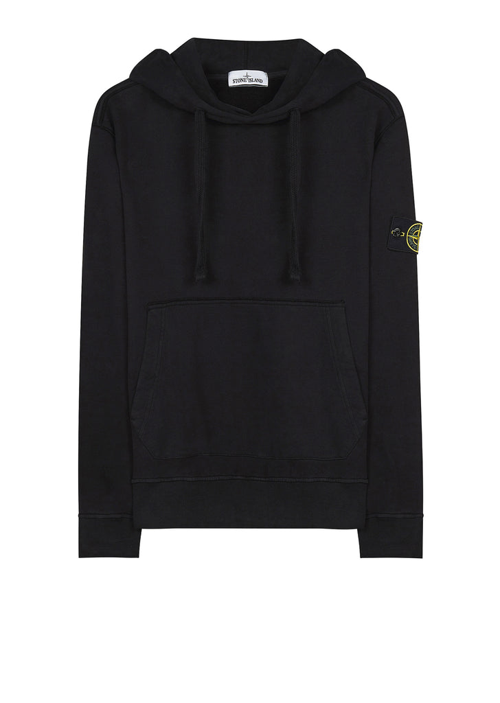 AW17 Hooded Sweatshirt in Black