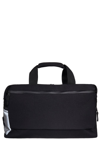 AW17 Nylon Tela Travel Bag in Black