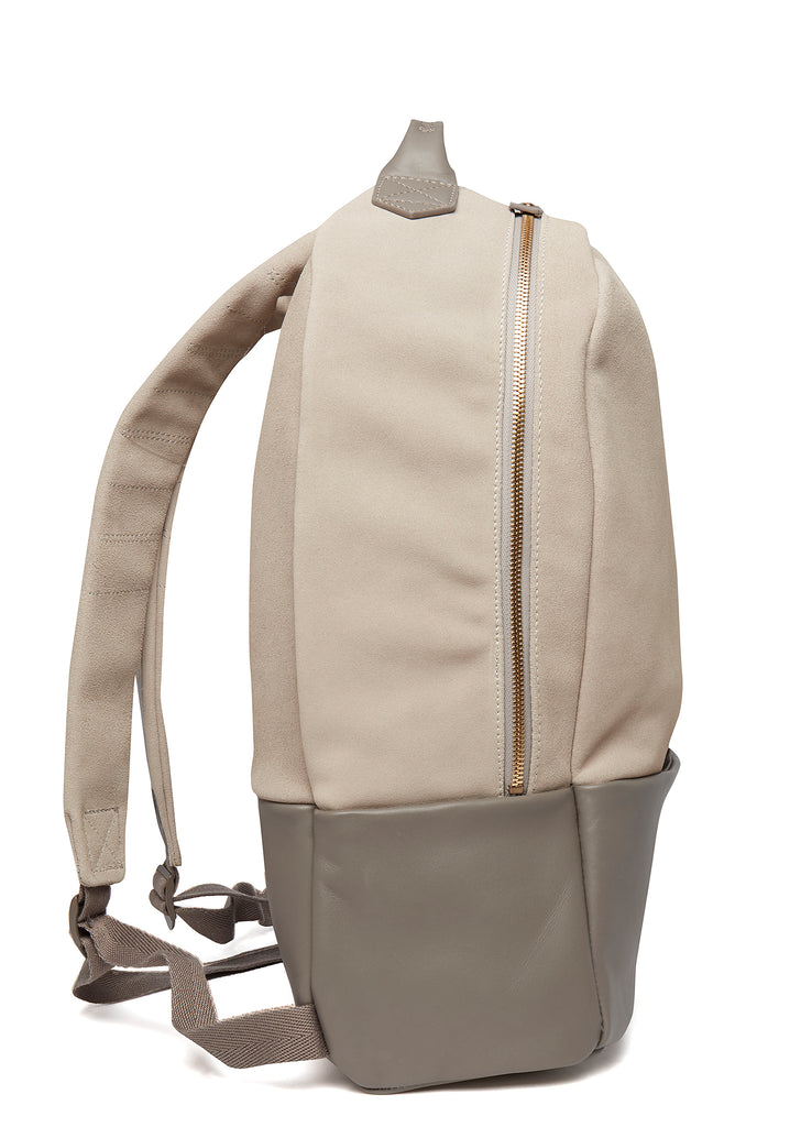 AW17 PP Backpack in Light Brown