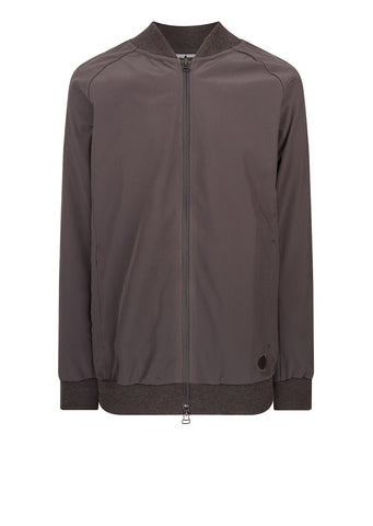Wings + Horns Track Jacket in Utility Black