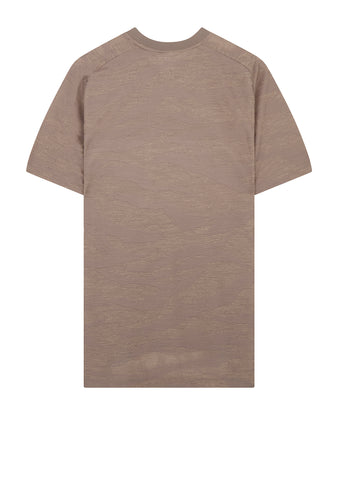 Tango PP Graphic Jersey in Simple Brown